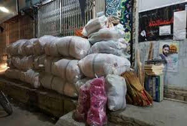 ارسال محموله هدایای مردم استان برای زائران اربعین