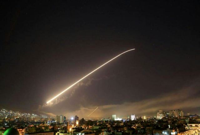 رژیم صهیونیستی تحقیر شد/ انهدام موشک های کروز اسراییل توسط سامانه «بوک»