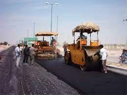 بازدید فرماندار چرداول از پروژه تقاطع غیر همسطح ورودی سرابله