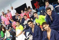 ضیغمینژاد نخستین طلایی پاراشنای ایران