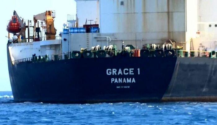 درخواست آمریکا برای توقیف نفتکش ایرانی گریس-1/ ناخدا و 3 خدمه این نفتکش آزاد شدند