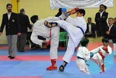 حضور کاراته کاهای قزوینی در لیگ جهانی کاراته