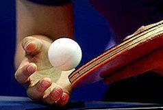 اولین برد آذربایجانغربی برای رسیدن به جایگاه هفدهمی تنیس روی میز المپیاد استعدادهای برتر ورزش کشور