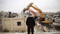 تخریب و مصادره 617 ساختمان در کرانه باختری توسط صهیونیستها