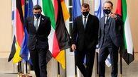 ماه عسل وزیران خارجه امارات و رژیم صهیونیستی در آلمان