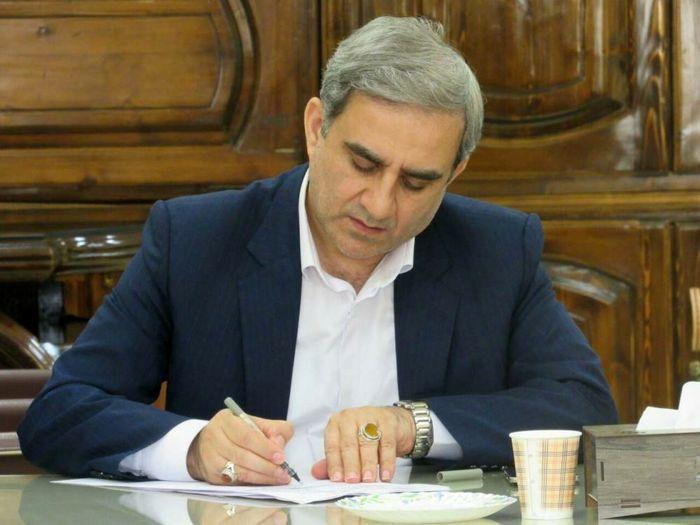 پیام تبریک رئیس سازمان صمت گیلان به مناسبت روز ملی صادرات