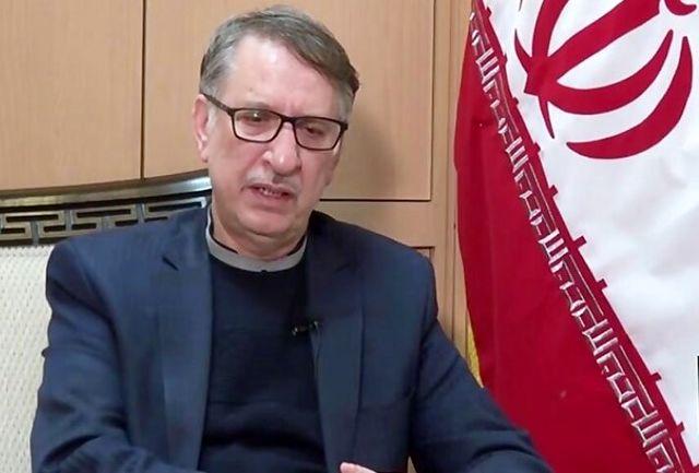 با کشوری که مصونیت سیاسی دولت ایران را نقض کند صحبت نمیکنیم
