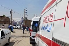 آتش سوزی در کارگاه مبل سازی جان ۶ نفر را گرفت