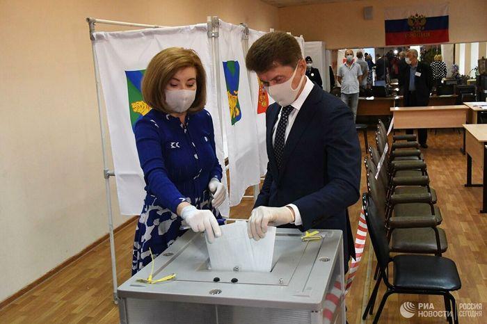 آغاز همه پرسی اصلاح قانون اساسی در روسیه