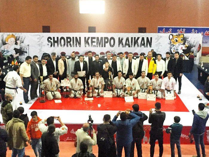 صالحی: با کسب افتخارات بیشتر، پاسخگوی حمایتهای فدراسیون کاراته خواهیم بود