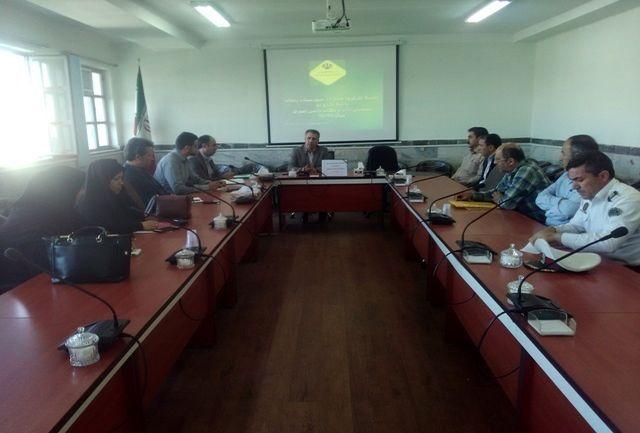 جلسه ی کارگروه ماده 18 شهرستان زنجان برگزار شد