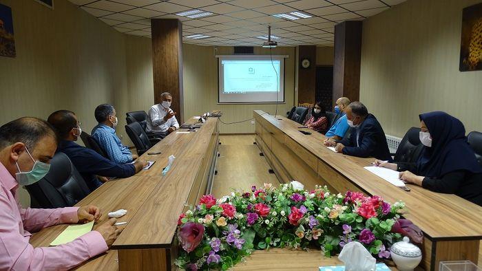 نشست مدیرکل حفاظت محیط زیست استان زنجان با سازمانهای مردم نهاد محیط زیستی