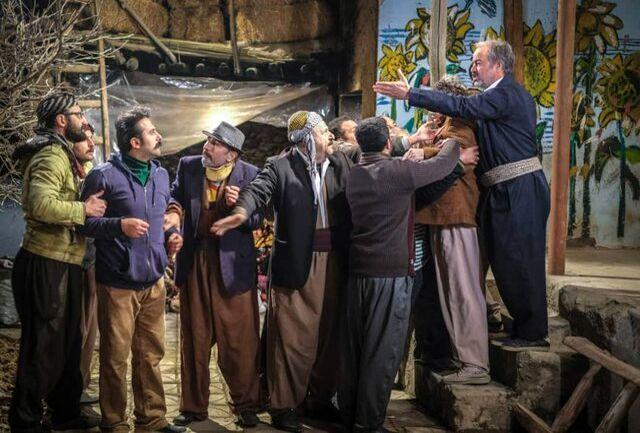 ماجرای سعید آقاخانی در عید امسال/ببینید