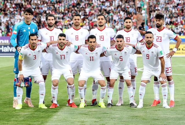 کاروان تیم ملی فوتبال وارد تهران شد