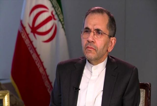 ایران توقف تروریسم اقتصادی را آزمایش اصلی برای آمریکا دانست