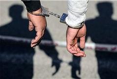 دستگیری باند سارقان حرفه ای مغازه/ کشف ۱۲ فقره سرقت مغازه