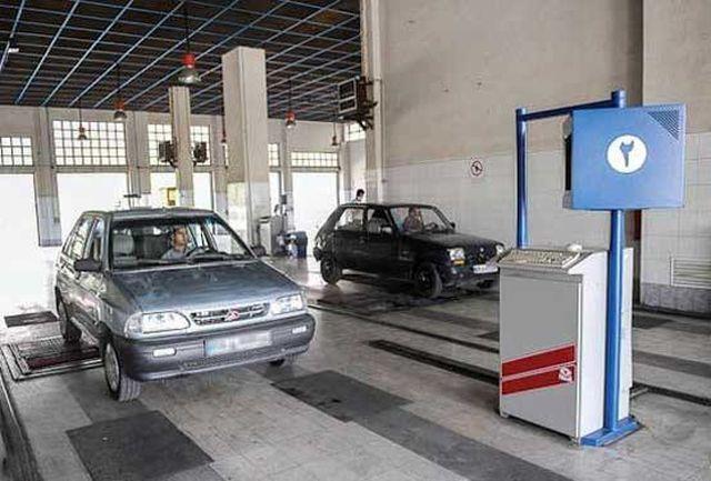مراجعه اول تاکسیرانان به ۵ مرکز معاینه فنی تهران رایگان است