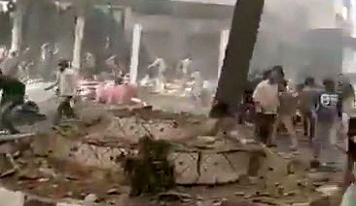 اعلام وضعیت فوق العاده در کشوری که رئیس جمهورش کشته شد