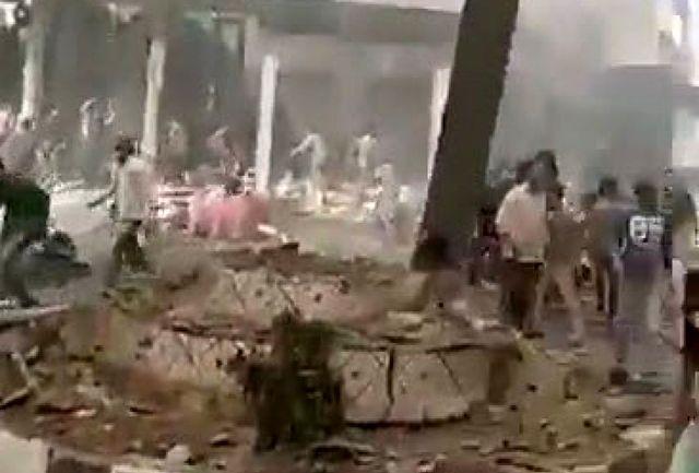 حمله افراد مسلح به زندان