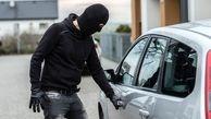 محبوب سارقین/ فهرست خودروهایی با بیشترین آمار سرقت منتشر شد