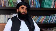ذبیح الله مجاهد رسما سخنگوی طالبان شد
