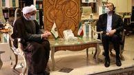 دیدار رئیس سازمان فرهنگی هنری شهرداری با وزیر امور خارجه