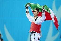 افتخاری برای تکواندوی ایران/ عاشورزاده به مدال برنز دست پیدا کرد