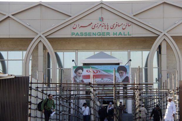 تردد ۲۱۸هزار زائر حسینی از مرز مهران در۲۴ ساعت گذشته