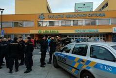 تیراندازی وحشتناک در بیمارستان ۶ نفر را کشت!