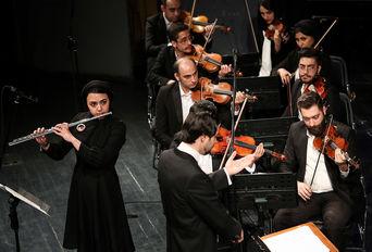 اجرای ارکستر رتوریک