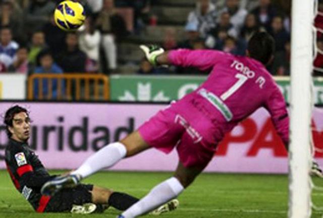 ثبت دهمین پیروزی اتلتیکو مادرید/ سویا فاتح دربی آندلوس شد