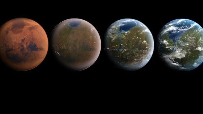 همه آنچه باید در مورد زمینیسازی مریخ بدانیم