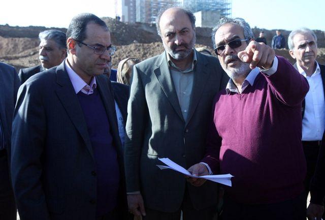 آغاز عملیات احداث بیمارستان 700تختخوابی در قزوین