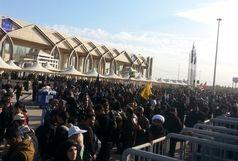 تردد زوار بدون روادید در مهران شایعه است