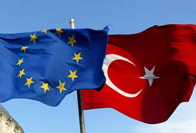 شگفتی اروپا از اقدام جنجالی ترکیه