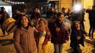 جنجال مراسم عجیب سیگار کشیدن دختر و پسرهای 5 ساله! + عکس