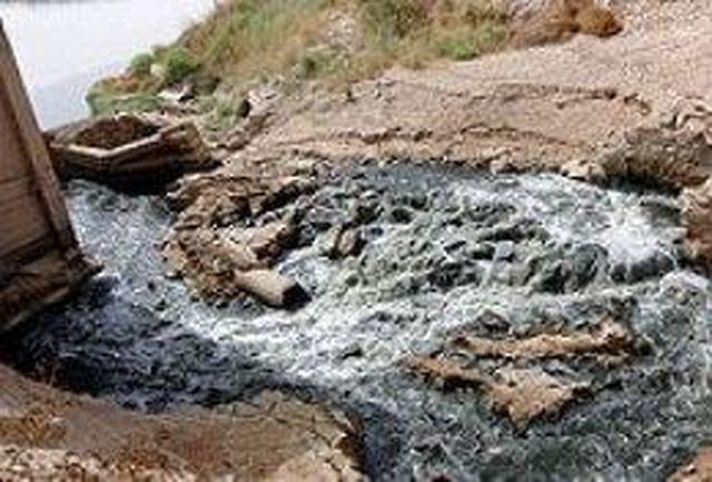 مشکل پسابهای غرب رودخانه کارون تا دو سال آینده حل خواهد شد