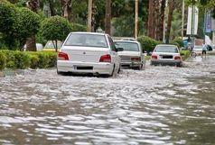 احتمال سیلابی شدن رودخانه ها و مسیل های غرب کشور تا سه شنبه