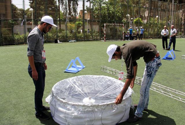 برگزاری مسابقه آب شیرین کنهای خورشیدی در دانشگاه امیرکبیر