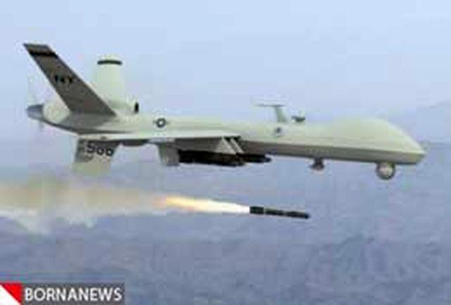 استفاده از افغانستان برای بمباران پاکستان