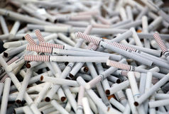 محکومیت قاچاقچی سیگار به 560 میلیون ریال جریمه در قزوین