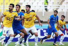 استقلال خوزستان 2 - 2 نفت مسجد سلیمان