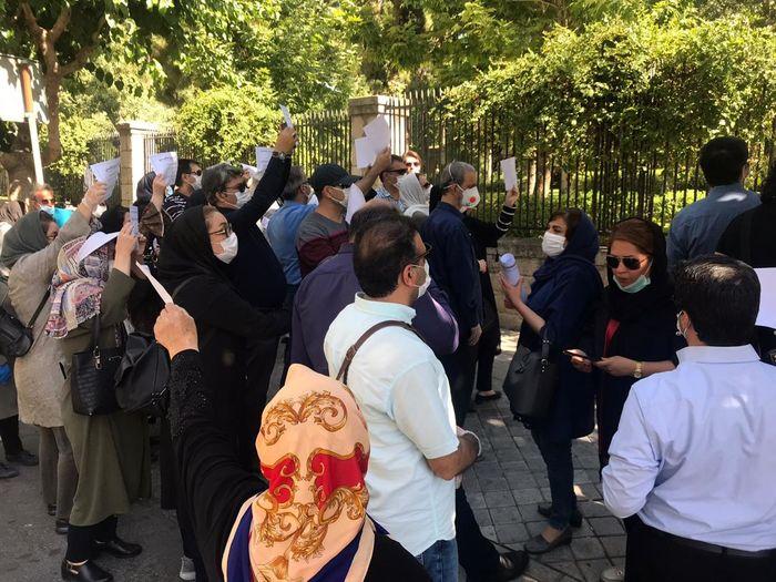 تعلل شهرداری منطقه پنج تهران در برخورد با سازنده متخلف