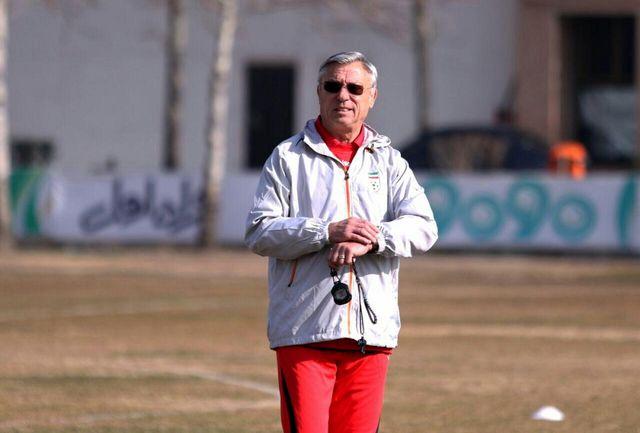 کرانچار: وزارت ورزش و فدراسیون با وجود تحریمها همه تلاش خود را انجام میدهند