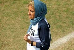 ملوان و شهرداری بم جزو مدعیان قهرمانی هستند/ لیگ برتر فوتبال بانوان کیفیت خوبی دارد