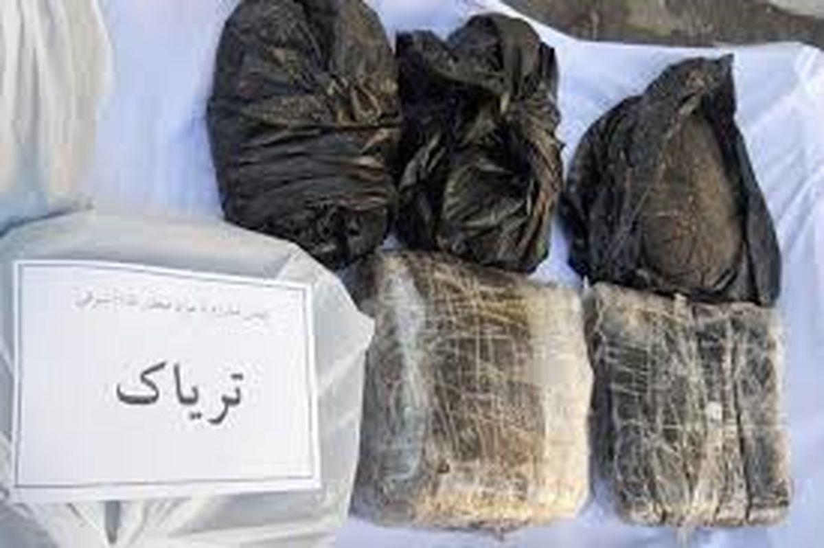 دستگیری 3 مسافر اتوبوس و کشف بیش از 20 کیلو مواد مخدر