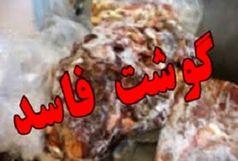 کشف 13 تن گوشت فاسد در فارس