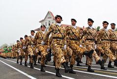 مراسم گرامیداشت ارتش با حضور رئیسجمهور آغاز شد