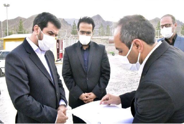 بازدید استاندار از منطقه گردشگری بنددره