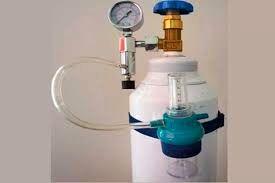 جمعآوری کپسولهای اکسیژن بلااستفاده  برای کمک به بیماران